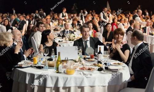 Menús De Banquetes